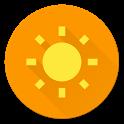DashClock Sunrise Extension icon