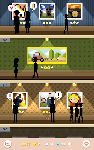 Jigsaw puzzle with pixel art : Pixaw apkdebit screenshots 9