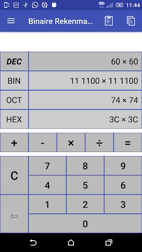 Binary Calculator, Converter & Translator for PC