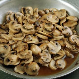 Sauteed Mushrooms Steak Recipes.