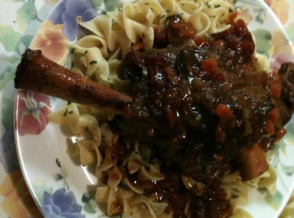 My Grandmothers Italian Osso Buco Recipe