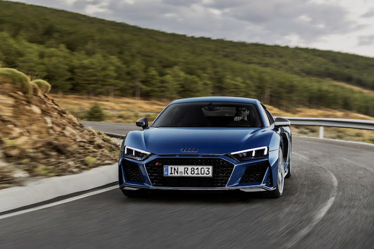 The Audi R Will Be A Race Car For The Street - Audi r8