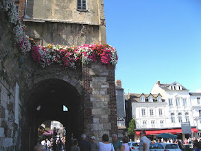 Photo: La Lieutenance d'Honfleur (2007)