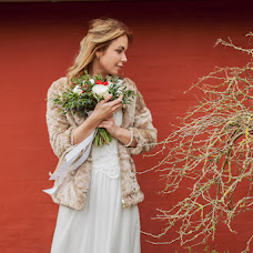 Wedding photographer Alena Lobanova (milkflower). Photo of 01.02.2016