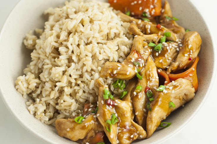 Healthier One-Pot Sesame Chicken Recipe | Healthy One Pot Meals