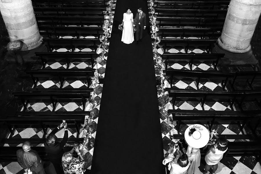 Wedding photographer Juanma Moreno (Juanmamoreno). Photo of 27.09.2017