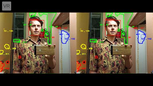 Augmented Computer Vision VR screenshot 2