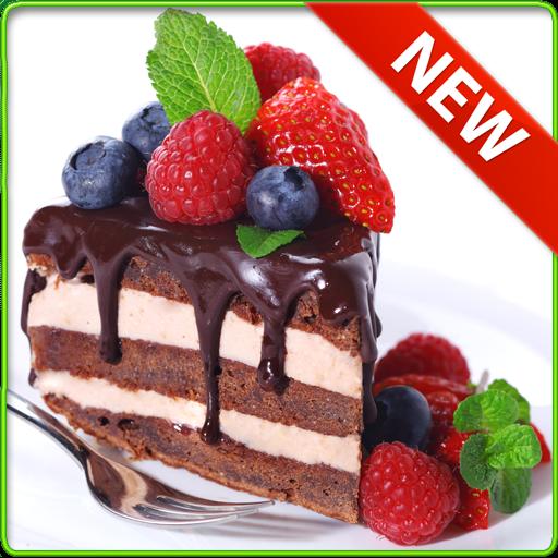 ケーキのレシピ 程式庫與試用程式 App LOGO-APP試玩