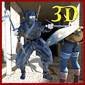 Ninja Warrior City Fighter RPG icon