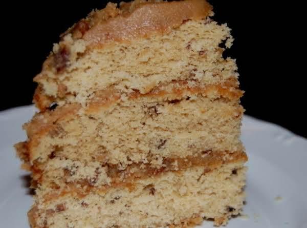 Southern Praline Cake Recipe