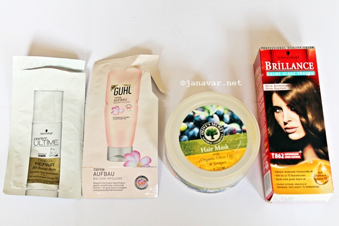 May 2015 empties