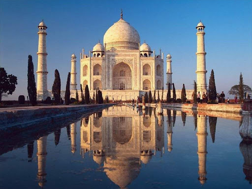 Taj Mahal. File photo