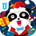 Merry Christmas by BabyBus mobile app icon