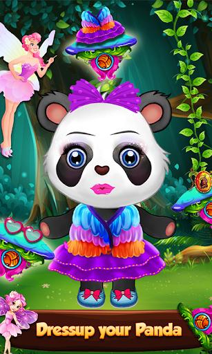 Panda Makeup Salon Games: Pet Makeover Salon Spa 1.01.0 screenshots 12