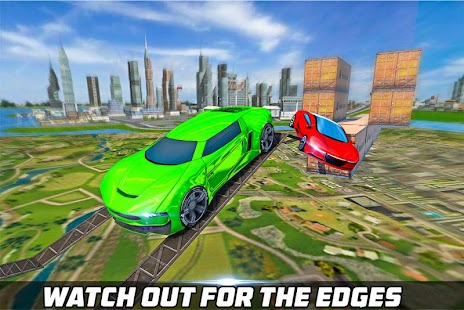 Stunt Car Impossible Tracks 3D- screenshot thumbnail