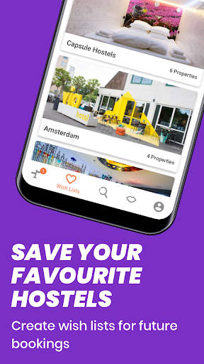 Hostelworld: Hostels & Backpacking Travel App screenshot 8
