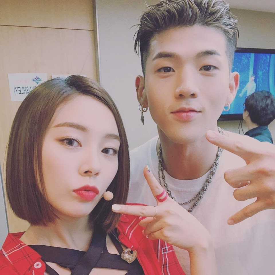ladies code ashley choi kard bm bigmattheww ig