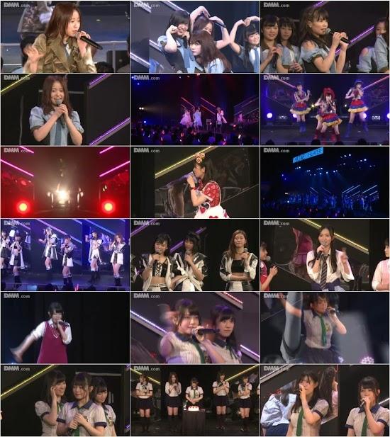 (LIVE)(公演) HKT48 チームKIV「最終ベルが鳴る」公演 岩花詩乃 生誕祭 160518