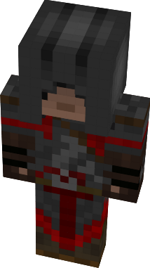 Assassin Creed Nova Skin - Skin para minecraft pe de assassins creed