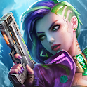 Battle Night: Cyber Squad-Idle RPG icon