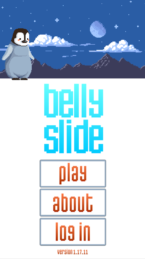 Belly Slide- screenshot