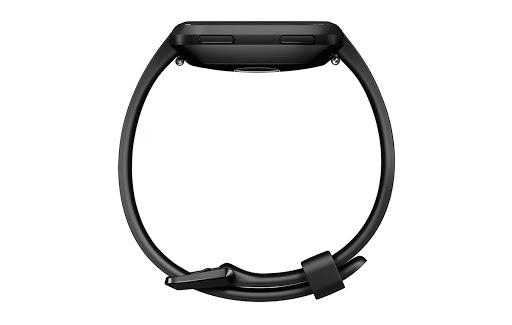 FITBIT Versa (NFC) (Black Black Aluminum) CJK_FB505GMBK-CJK_4
