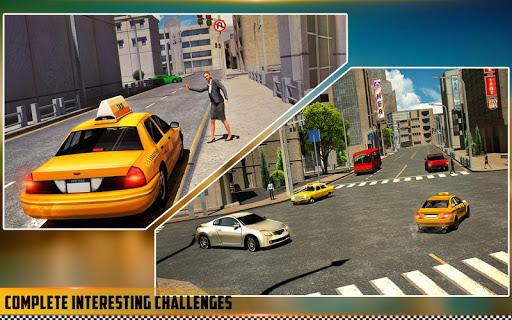 HQ Taxi Driving 3D 1.5 screenshots 9