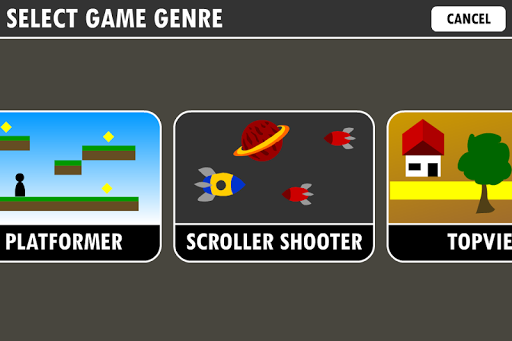 Game Creator Demo 1.0.51 screenshots 2