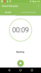 Sound Recorder Voice Recorder Audio Recorder - náhled