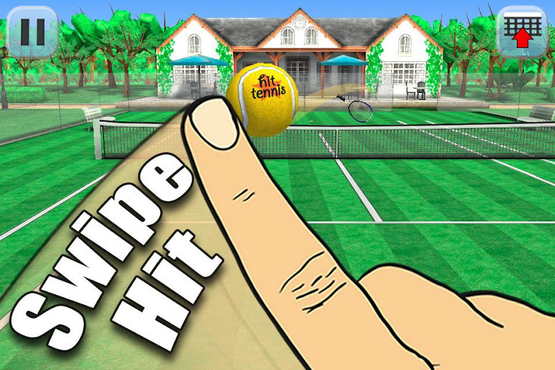 Скриншот Hit Tennis 3