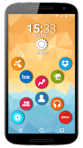 Primo Flat - Icon Pack v1.4