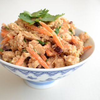 SPICY ASIAN TUNA SALAD