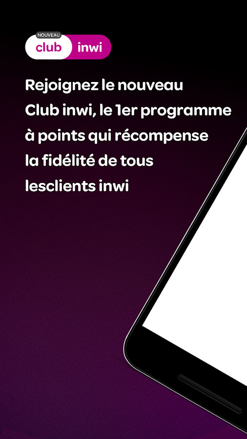 Club inwi- screenshot