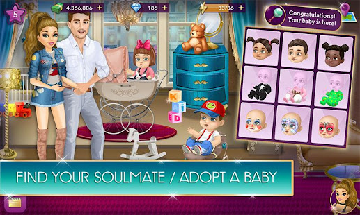Hollywood Story v8.5 APK Full