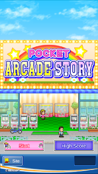 pocket arcade story dx apk