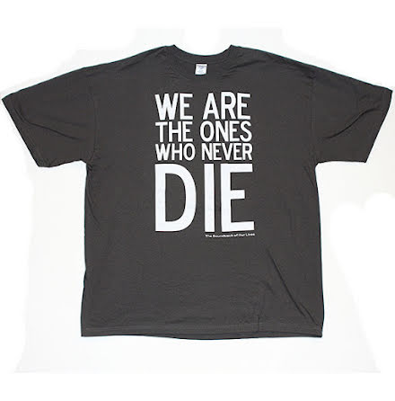 T-Shirt - We Are The - Grå