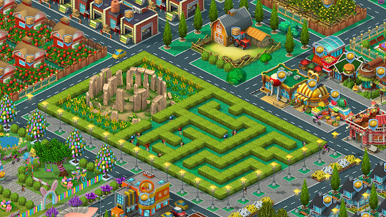 SuperCity: Building game 8