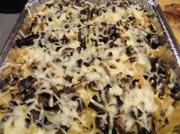 Cream Of Mushroom Casserole Recipe