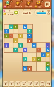 Sudoku Quest apk screenshot