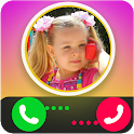 Funny Diana Fake Video Call Simulations 2021 icon