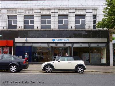 Barclays Bank Batley, 3537 Commercial Street, WF17 5EP