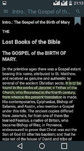 Lost Books of the Bible (Forgotten Bible Books) - náhled