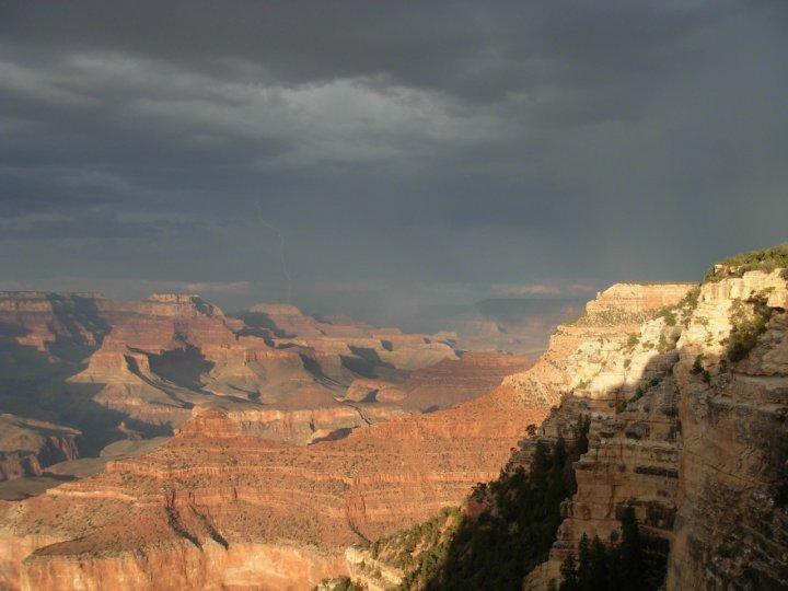 Lampo sul Canyon di giorgioro
