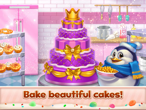 Sweet Escapes: Design a Bakery with Puzzle Games modavailable screenshots 15