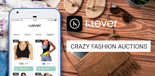 Klever: Crazy Fashion Auctions - Apps on Google Play