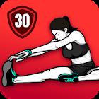 Ejercicios de estiramiento: flexibilidad icon