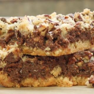 Sweetened Condensed Milk Chocolate Chip Bars Recipe