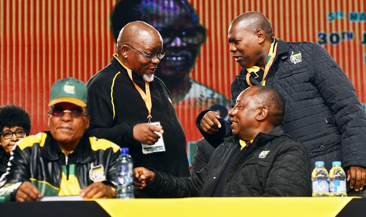 The nine years since Jacob Zuma took over as president have seen no fewer than 164 changes to the national executive.
