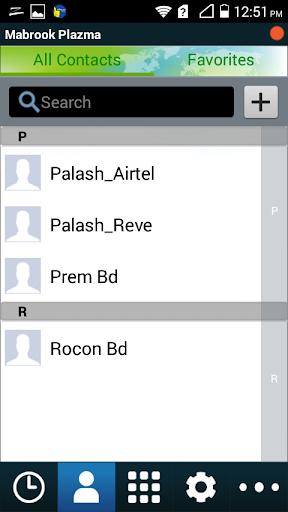 Mabrook Plazma screenshot