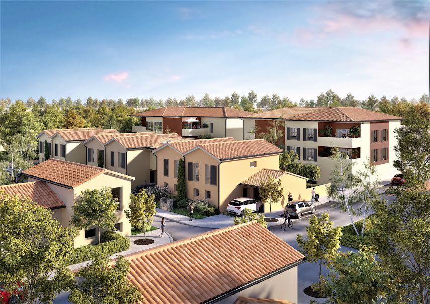 Résidence la Terre des Ocres, Beaumont-lès-Valence